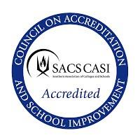 SACS Council on Accreditation and School Improvement Seal